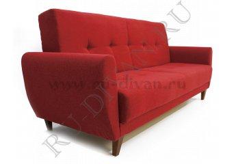 Диван-книжка Сканди красный – отзывы покупателей фото 1 цвет красный