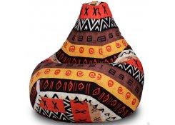 Кресло Мешок Груша Африка (L, Классический)