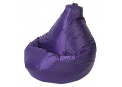 Кресло Мешок Груша Фиолетовое (Оксфорд) (3XL, Классический)