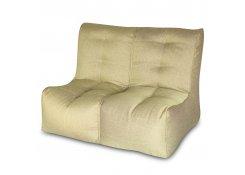 Бескаркасный диван SHAPE Оливковый 2 секции