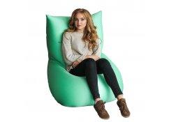 Кресло-подушка FLEXY Зеленая