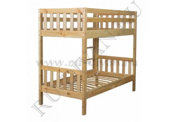Двухъярусная кровать Ладушка Эко – характеристики фото 1
