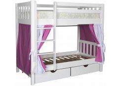 Двухъярусная кровать Галчонок-6