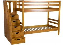 Двухъярусная кровать Журавушка