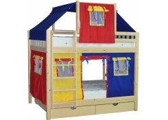 Двухъярусная кровать Скворушка-2