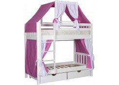 Двухъярусная кровать Скворушка-6