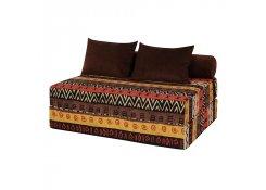 Бескаркасный диван PuzzleBag Африка XL