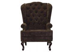 Каминное кресло Скотленд (Коричневый)