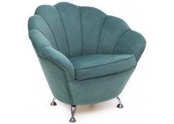 Кресло для отдыха Шелл (Голубой)