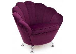 Кресло для отдыха Шелл (Фиолетовый)
