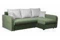 Угловой диван Берлингтон 1 – характеристики фото 1 цвет зеленый