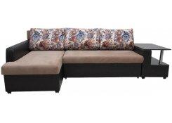 Угловой диван-еврокнижка Франк