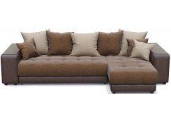 Угловой диван-еврокнижка Дубай