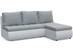Угловой диван-еврокнижка Кормак без подлокотников