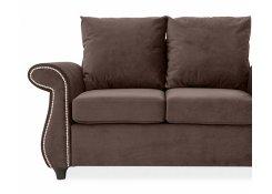 Модуль диван с подлокотником Шале