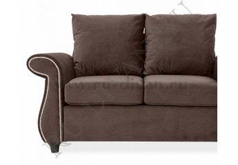 Модуль диван с подлокотником Шале фото 1